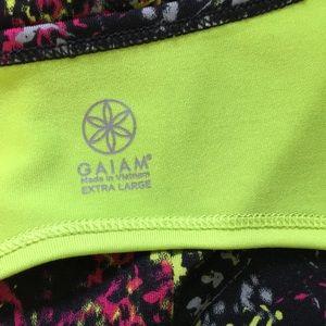 GAIAM Tops - Gaiam Athletic Top